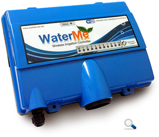 Wireless Irrigation Controller